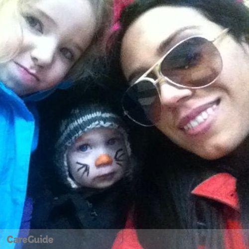 Canadian Nanny Provider Britney Clarke's Profile Picture