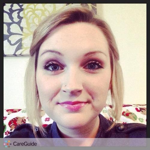 Pet Care Provider Anna Fredrickson's Profile Picture
