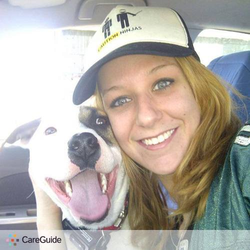 Pet Care Provider Amanda Cope's Profile Picture