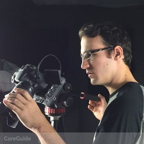 Videographer Provider Alexander H's Profile Picture