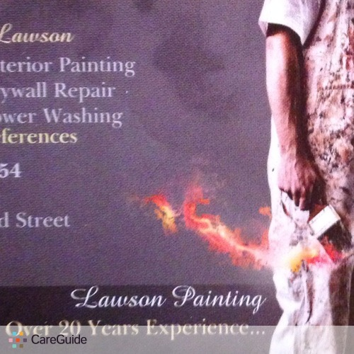 Painter Provider Michael Lawson's Profile Picture