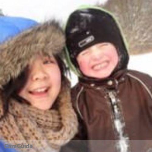 Canadian Nanny Provider Vivian B's Profile Picture