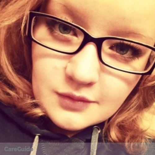 Canadian Nanny Provider Alyssa Hickey's Profile Picture