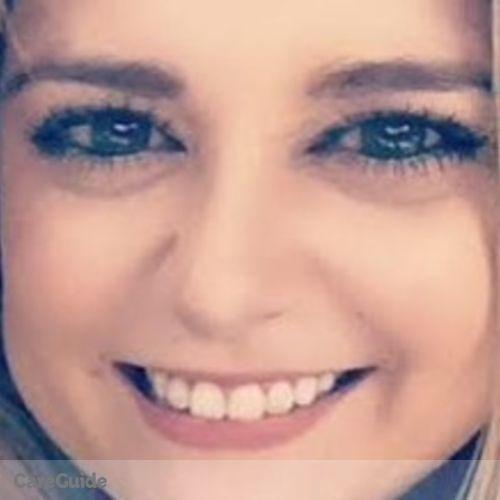 Canadian Nanny Provider Lauren Palliser's Profile Picture