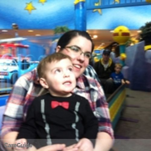 Canadian Nanny Provider Stephanie Cossette's Profile Picture