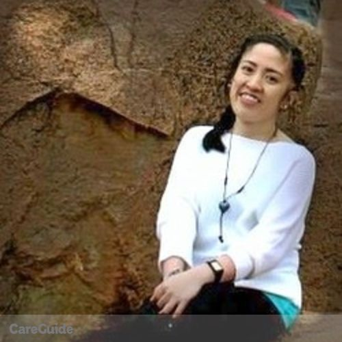 Canadian Nanny Provider Jenny Aduana's Profile Picture