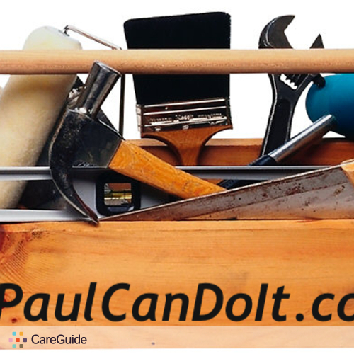 Call Paul - Your New Trusted Handyman