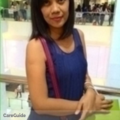Canadian Nanny Provider Rubilyn Agustin's Profile Picture