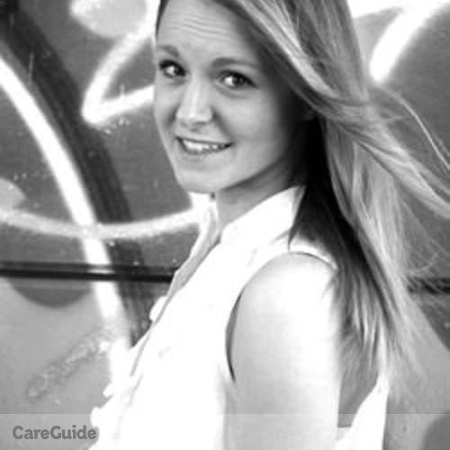 Canadian Nanny Provider Alanna Evenson's Profile Picture