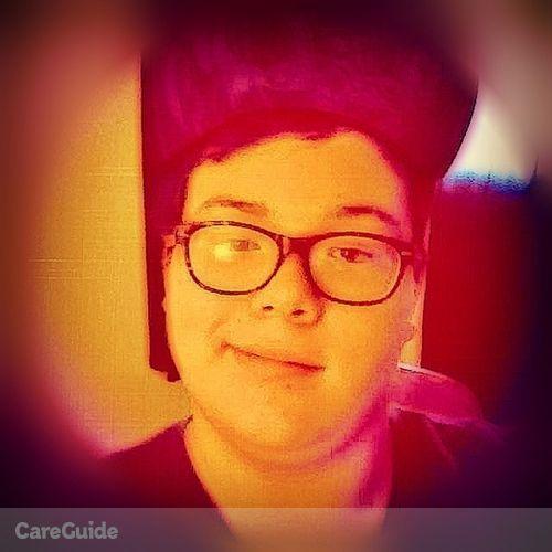Child Care Job Jacob Hipkins's Profile Picture