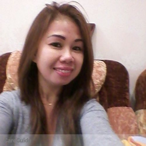 Canadian Nanny Provider Emma Agustin's Profile Picture