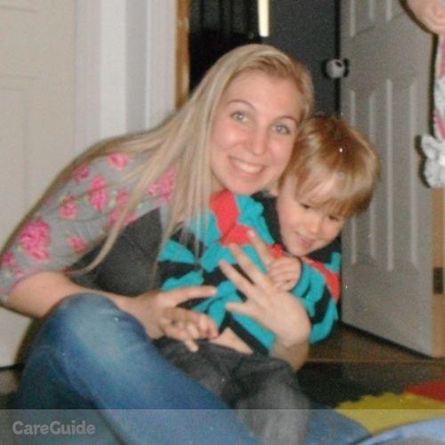 Canadian Nanny Provider Fanny Lacroix's Profile Picture