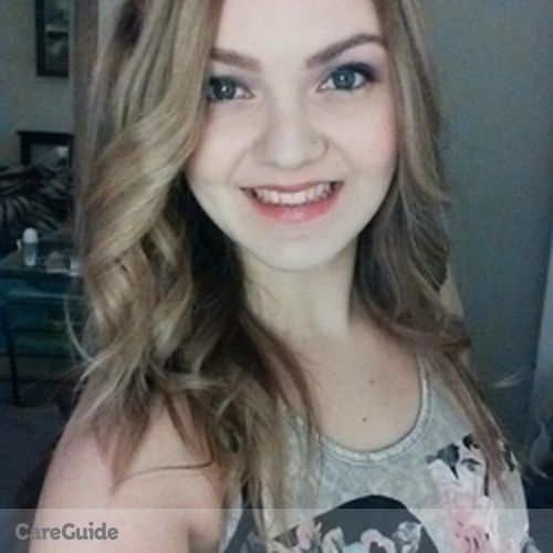 Canadian Nanny Provider Sarah Hansen's Profile Picture