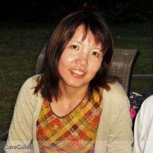 Canadian Nanny Provider Mariko 's Profile Picture