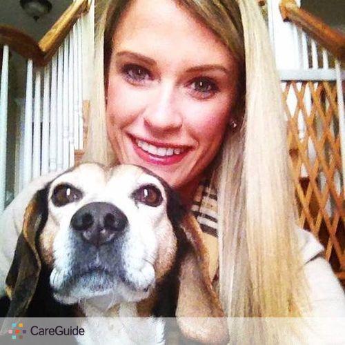 Pet Care Provider Andrea K's Profile Picture