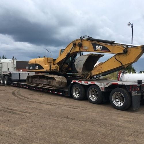 Looking For Long Haul Step Deck And Rgn Drivers Truck
