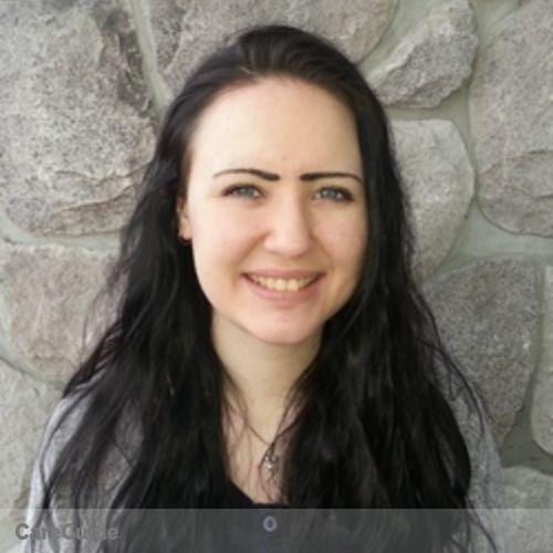Canadian Nanny Provider Jenna W's Profile Picture