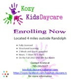 Daycare Provider in Randolph