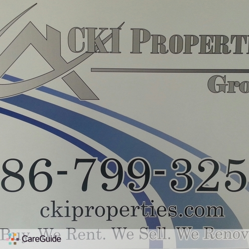 Handyman Provider CKI Properties Group's Profile Picture