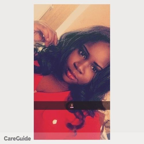 Canadian Nanny Provider Claudia Njoku's Profile Picture