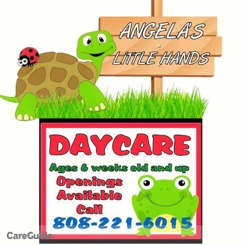 Child Care Provider Angela M's Profile Picture