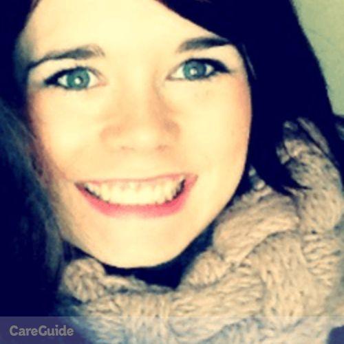 Canadian Nanny Provider Alysha O's Profile Picture