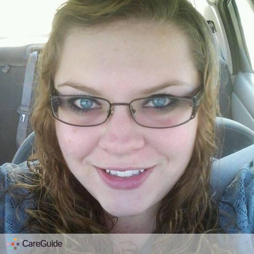 Child Care Provider Kourtney L's Profile Picture