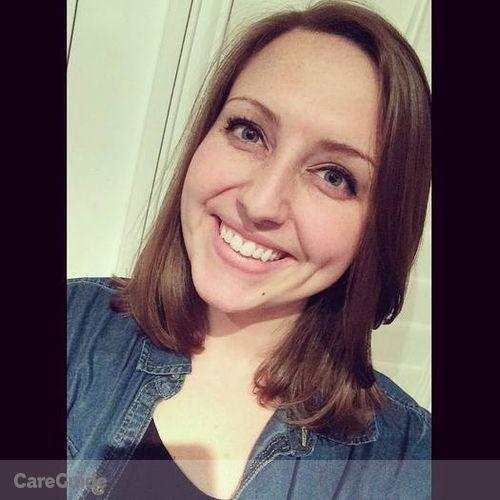 Canadian Nanny Provider Jessica Entwistle's Profile Picture