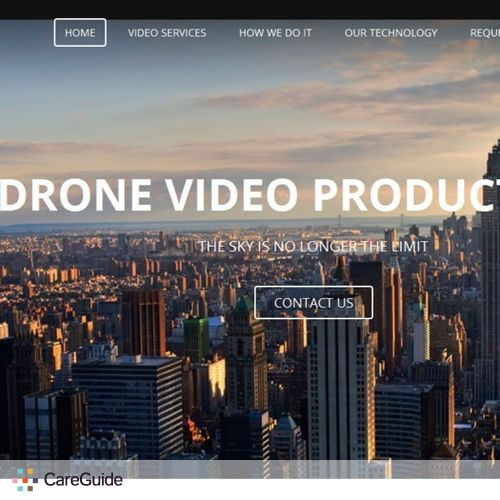 Videographer Provider DroneVideo Productions's Profile Picture