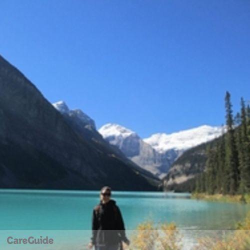 Canadian Nanny Provider Paula 's Profile Picture