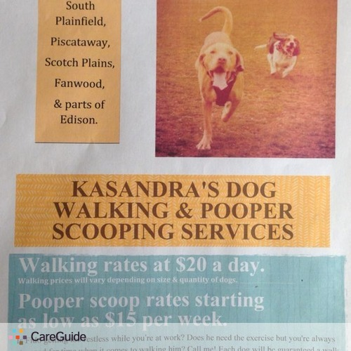 Pet Care Provider Kasandra Joyner's Profile Picture