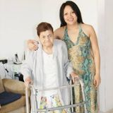 Experienced caregiver for seniors from Philippines to work with my whole heart and strength