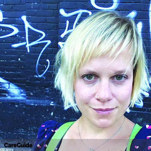 Child Care Provider Mariana Torniero's Profile Picture