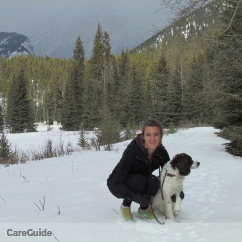 Canadian Nanny Provider Ashley Berreth's Profile Picture