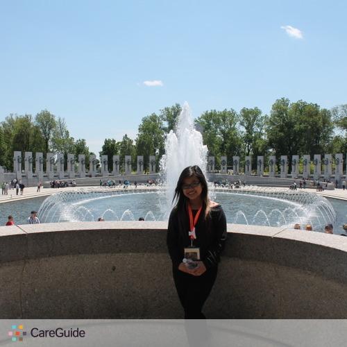 Child Care Provider Kristine Jade Banaga's Profile Picture