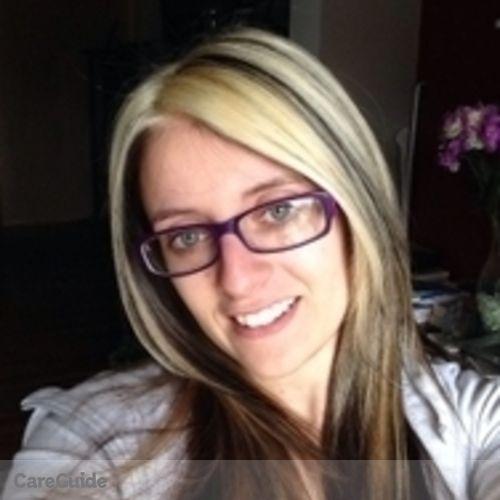 Canadian Nanny Provider Christine P's Profile Picture