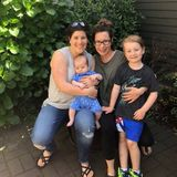 Live-out part-time nanny needed North Commercial Drive