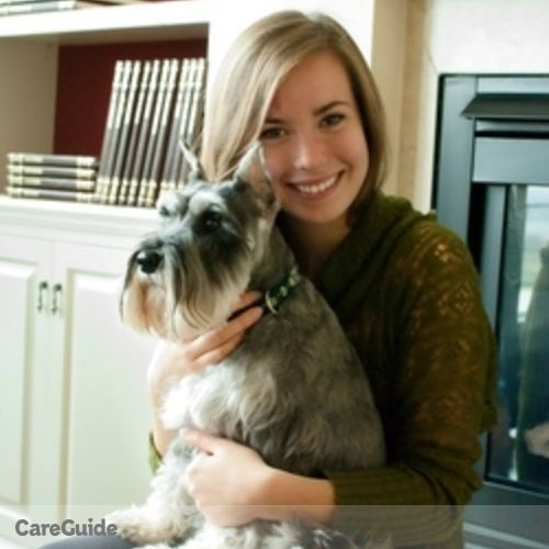 Canadian Nanny Provider Catherine Arnold's Profile Picture