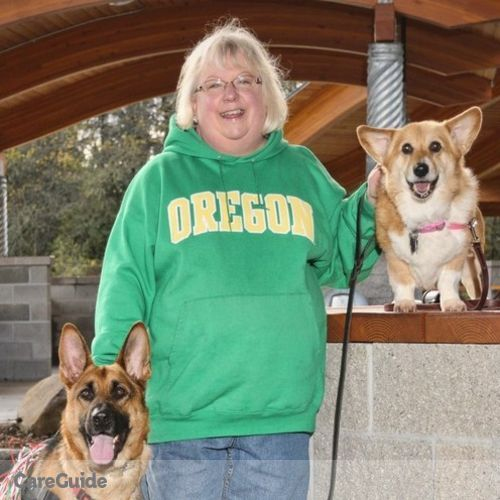 Pet Care Provider Marilee Woodrow's Profile Picture