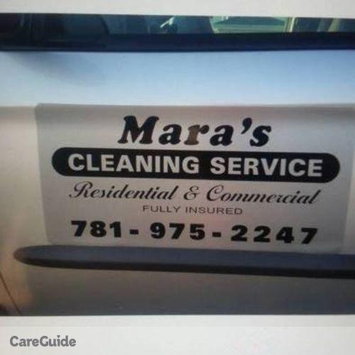 Housekeeper Provider Mara Teixeira's Profile Picture