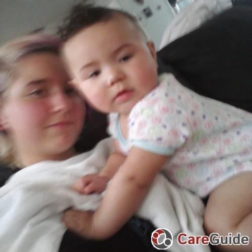 Child Care Provider mikayla boisvert's Profile Picture
