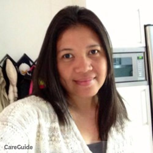 Canadian Nanny Provider Mayleen Nicolas's Profile Picture
