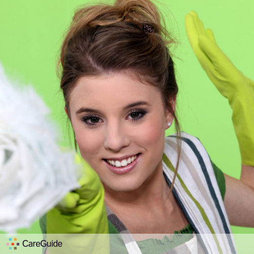 Housekeeper Provider Olga Shadrukhina / Crystal Bright Cleaning's Profile Picture