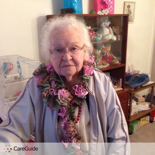 Elder Care Job Halsey M's Profile Picture