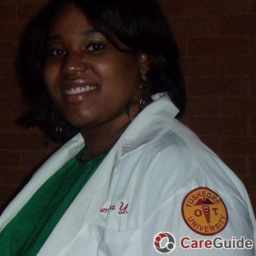 Child Care Provider Samara Young's Profile Picture