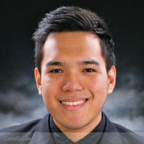 Elder Care Provider Marco Paulo Deligero's Profile Picture