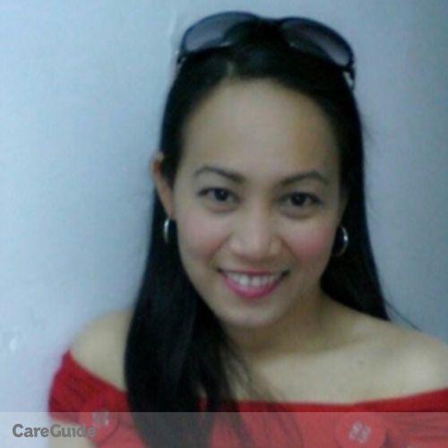 Canadian Nanny Provider Jacylyn Alvarez's Profile Picture