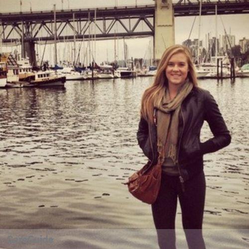 Canadian Nanny Provider Lauren Cottle's Profile Picture