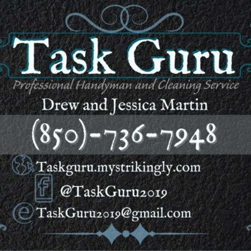 Task Guru is a professional task service company specializing in handyman and remodel