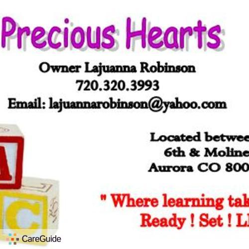 Child Care Provider Lajuanna Robinson's Profile Picture